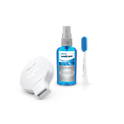 Sonicare Breath care kit
