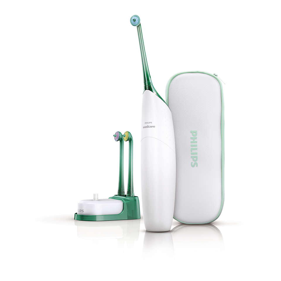 AirFloss – entistä helpompi hammasvälien puhdistus