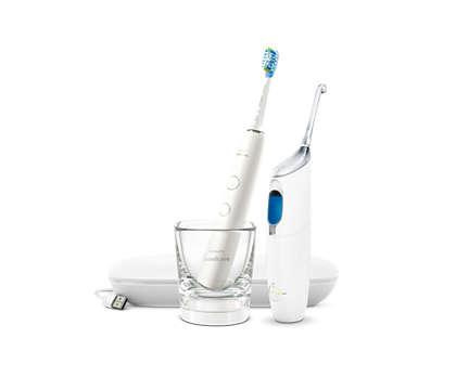 Zdravější dásně za 2 týdny, zaručeno*