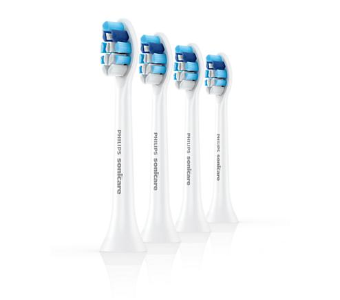 Philips Sonicare ProResults gum health. Soniska tandborsthuvuden i  standardutförande 4b0e8d8ec0b68