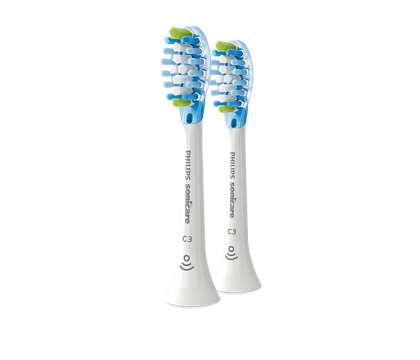 Нашата глава за четка за зъби, която почиства най-дълбоко