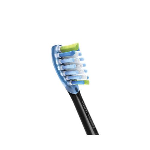Sonicare C3 Premium Plaque Control Cabezales de cepillo sónicos estándar