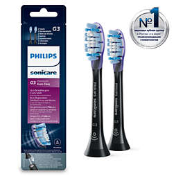 Sonicare G3 Premium Gum Care Стандартные насадки для звуковой зубной щетки