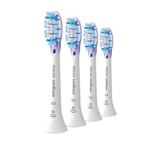 Sonicare G3 Premium Gum Care Standaard sonische opzetborstels