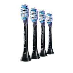 Sonicare G3 Premium Gum Care Standard-Bürstenköpfe für Schallzahnbürste