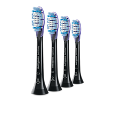 HX9054/33 Philips Sonicare G3 Premium Gum Care Têtes de brosse à dents standard