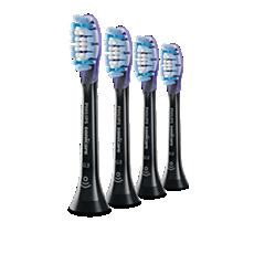"""HX9054/33 Philips Sonicare G3 Premium Gum Care Standartinės """"Sonic"""" dantų šepetėlio galvutės"""