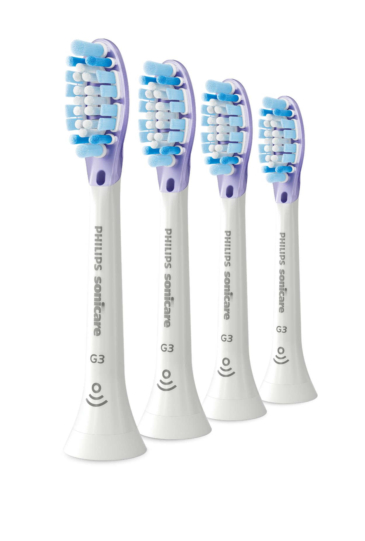 Healthier gums for a healthier smile