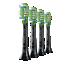 Sonicare W3 Premium White Cabezales de cepillo sónicos estándar