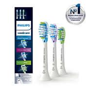 Sonicare Набор стандартных насадок для зубной щетки