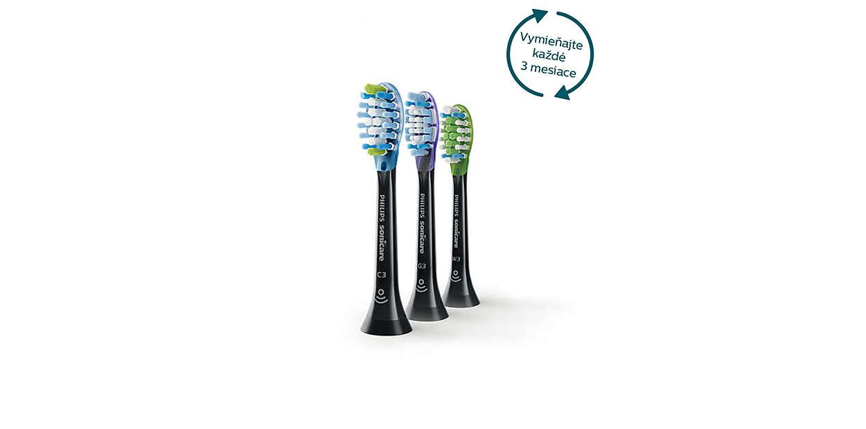 Dôkladnejšie čistenie, zdravšie ďasná abelšie zuby