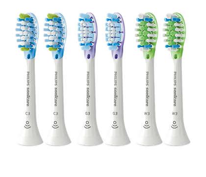 Hloubkové čištění, zdravější dásně abělejší zuby