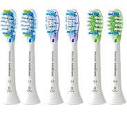 Sonicare Standard-Zahnbürste, Vielfaltspack