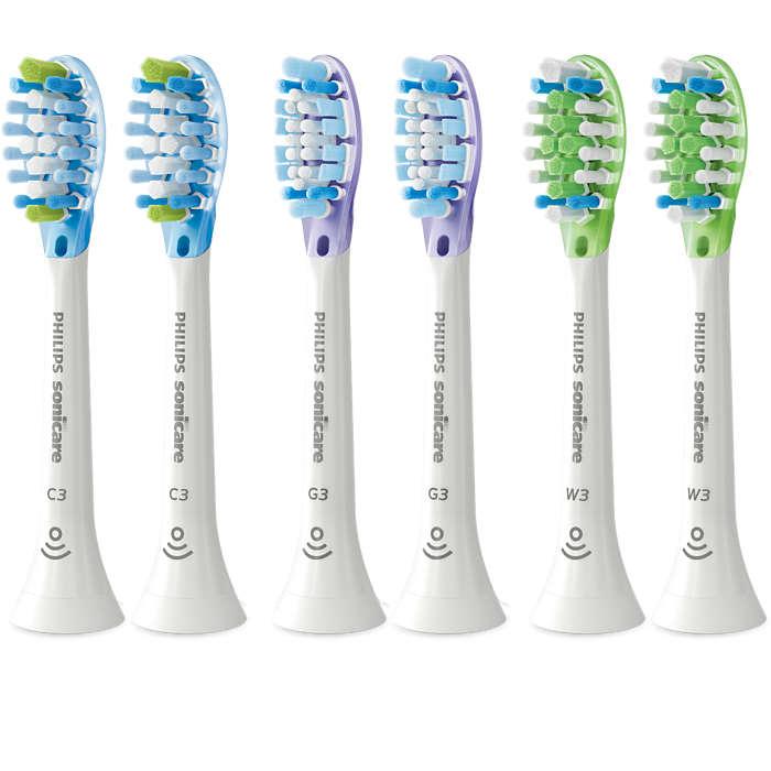 Głębsze oczyszczanie, zdrowsze dziąsła i bielsze zęby
