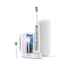 HX9142/32 Philips Sonicare FlexCare Platinum Periuţă de dinţi sonică electrică - trial