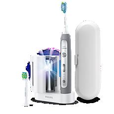 HX9172/14 Philips Sonicare FlexCare Platinum Sonische, elektrische tandenborstel
