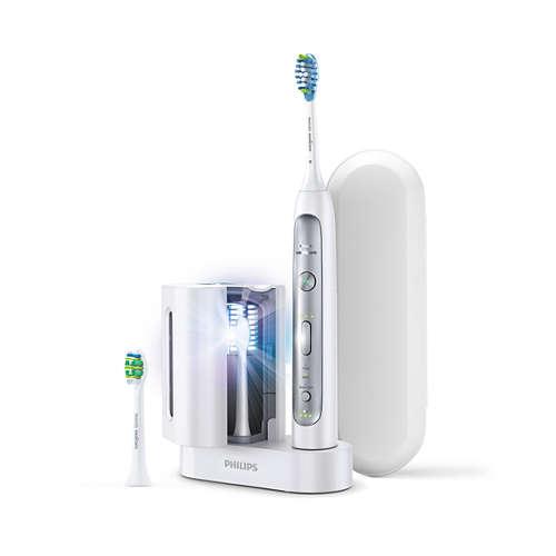 Sonicare FlexCare Platinum Elektrische Schallzahnbürste