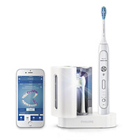 Sonicare FlexCare Platinum Connected Sonic electric toothbrush with app