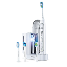 HX9194/53 - Philips Sonicare FlexCare Platinum Connected Bluetooth® connected toothbrush-Dispense