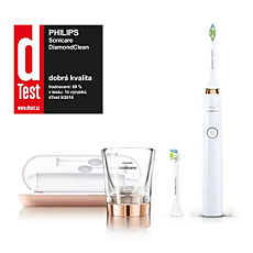 HX9312/04 - Philips Sonicare DiamondClean Sonický elektrický zubní kartáček, nabíjecí sklenice
