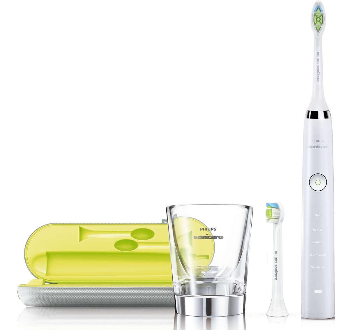 أسنان أكثر بياضًا وصحةً لمدى الحياة