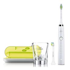 HX9332/04 Philips Sonicare DiamondClean Sonische, elektrische tandenborstel