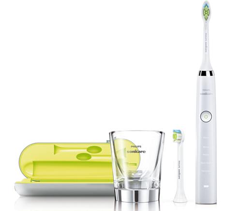 c65ec6411bb DiamondClean Sonic electric toothbrush HX9332/05 | Sonicare