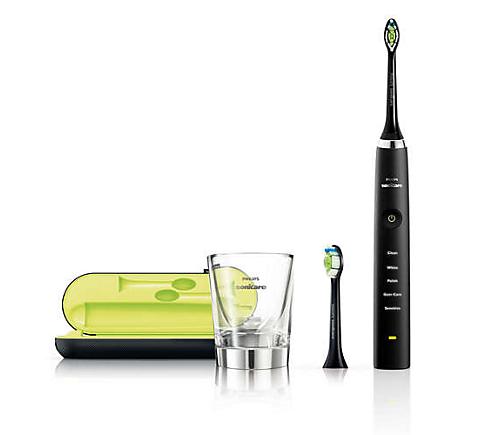 Philips Sonicare DiamondClean. Звукова електрична зубна щітка f12f331ed9eb8