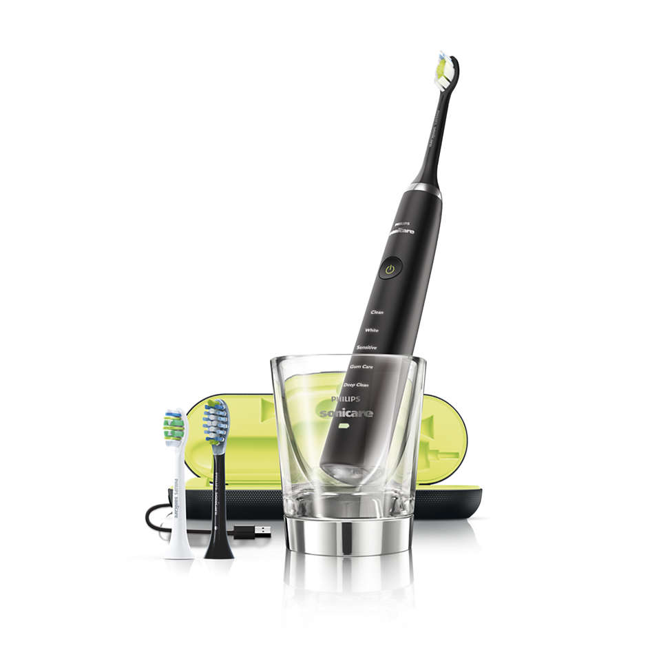 Sonicare DiamondClean Sonic electric toothbrush
