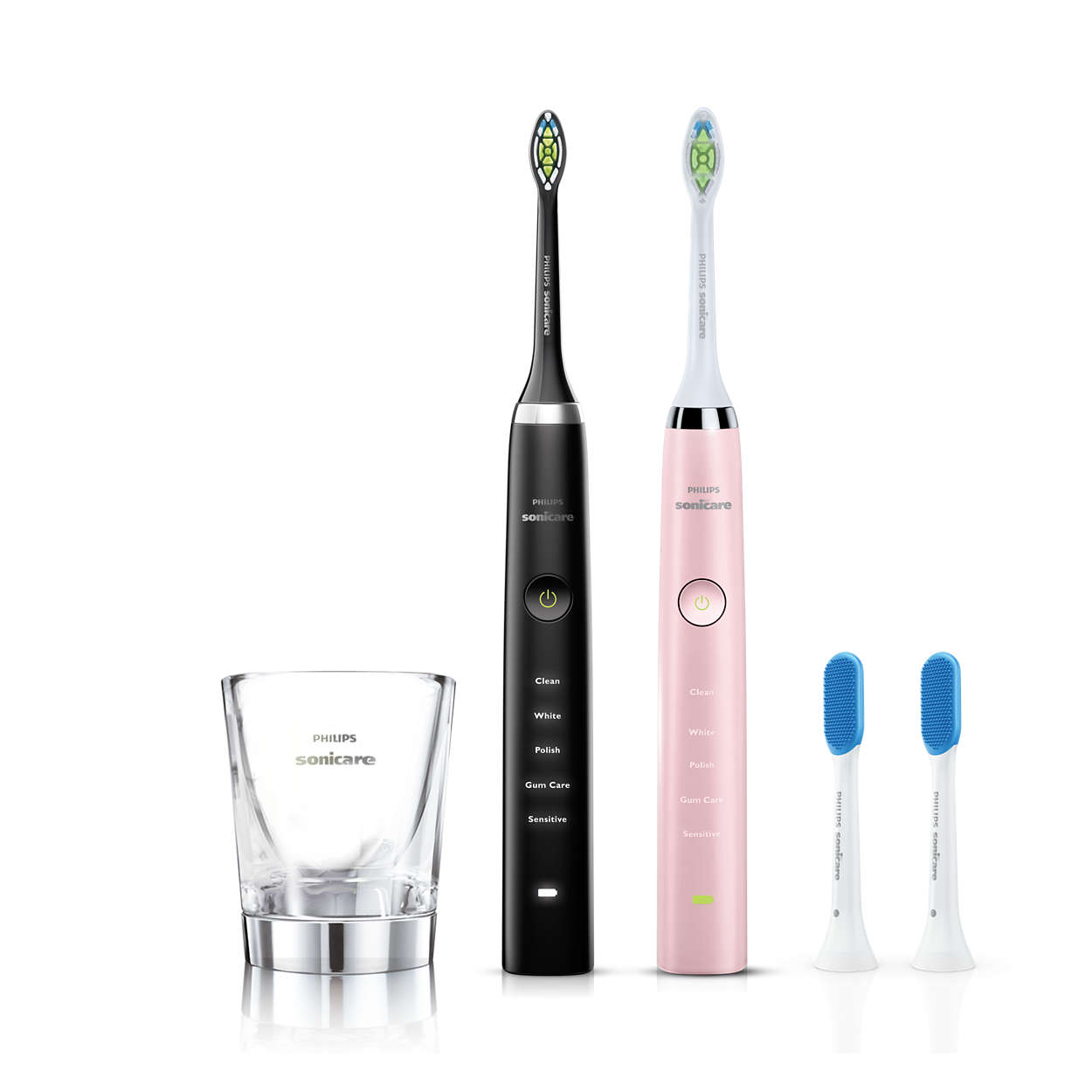 diamondclean sonic electric toothbrush hx9368 35 sonicare. Black Bedroom Furniture Sets. Home Design Ideas