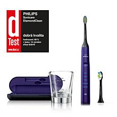 HX9372/04 - Philips Sonicare DiamondClean Sonický elektrický zubní kartáček, nabíjecí sklenice