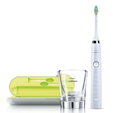 HX9381/05 Philips Sonicare DiamondClean Sonic electric toothbrush - Dispense