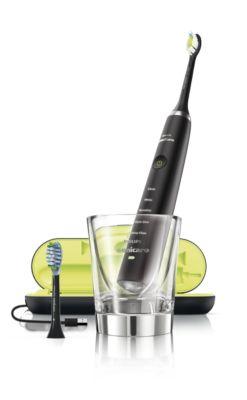 Buy Elektrische Schallzahnbürste, 5Putzprogramme, PraxismodellHX9382/36 online | Philips Shop