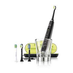 Sonicare DiamondClean Sonic electric toothbrush - Dispense