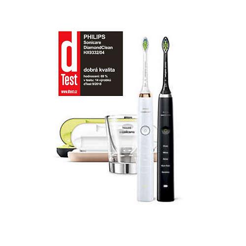 Sonicare DiamondClean 2 sonické elektrické zubní kartáčky