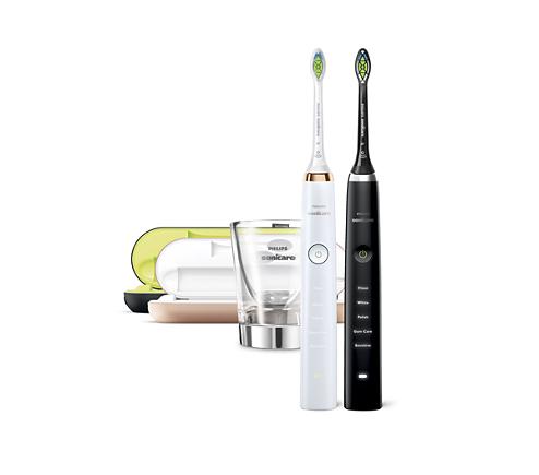 Philips Sonicare DiamondClean. Электрическая звуковая зубная щетка 60036f0eff4a3