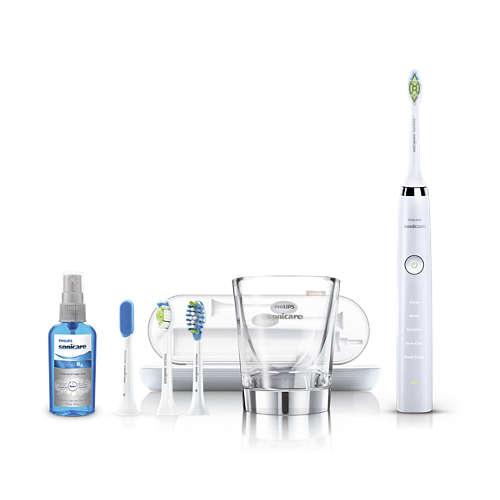 Sonicare DiamondClean Sonische, elektrische tandenborstel