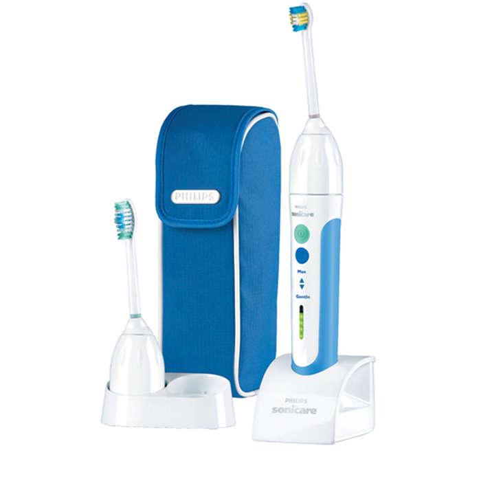 Individuelles Zahnpflegesystem