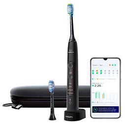 ExpertClean 7500 Электрическая звуковая зубная щетка с приложением