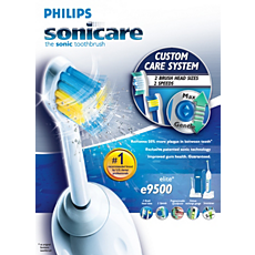 HX9882/12 Philips Sonicare Elite Sonic electric toothbrush