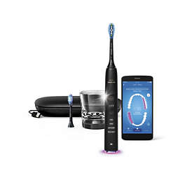 Sonicare DiamondClean Smart Brosse à dents sonique électrique avec application