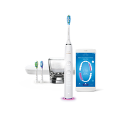 HX9903/01 Philips Sonicare DiamondClean Smart 9300 Brosse à dents sonique électrique avec application