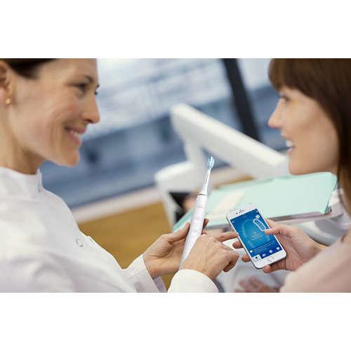 Sonicare DiamondClean Smart Cepillo dental eléctrico sónico con app