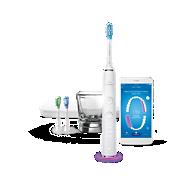 Sonicare DiamondClean Smart Nuestro mejor cepillo. Un cuidado bucal completo.