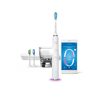 Sonicare DiamondClean Smart Brosse à dents électrique avec application