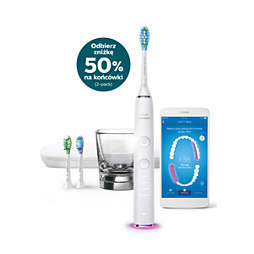 Sonicare DiamondClean Smart Bielsze zęby, zdrowsze dziąsła