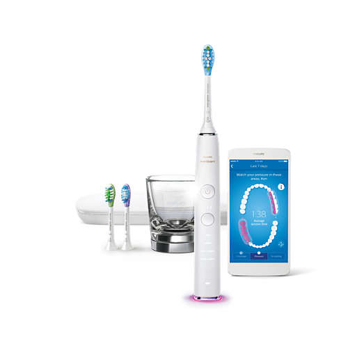 Sonicare DiamondClean Smart Cepillo dental eléctrico sónico con app