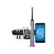 Sonicare DiamondClean Smart 9300 Brosse à dents sonique électrique avec application