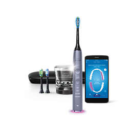 Sonicare DiamondClean Smart 9300 Brosse à dents sonique électrique avec application