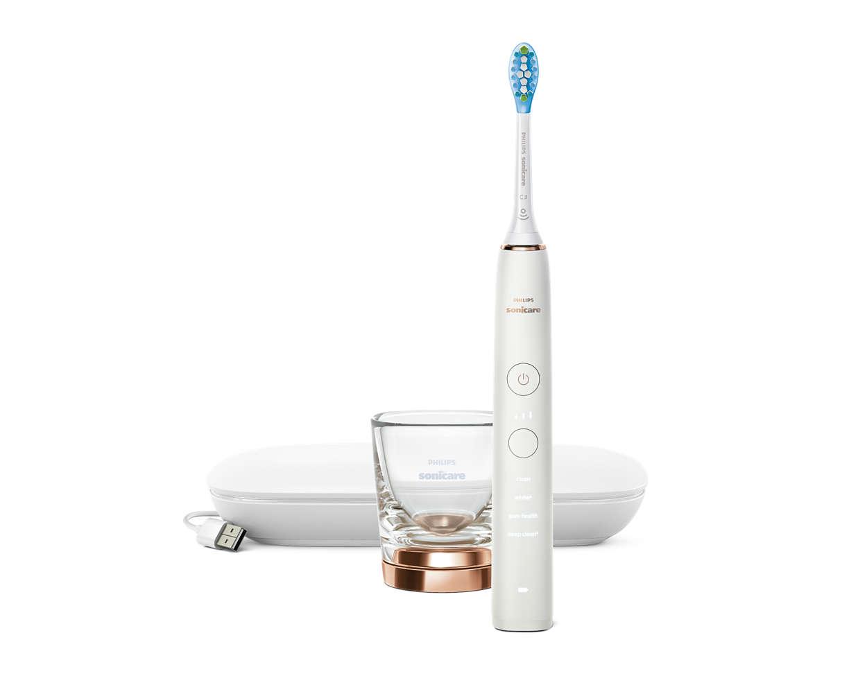Terveemmät valkoisemmat hampaat pitkäaikaisin tuloksin